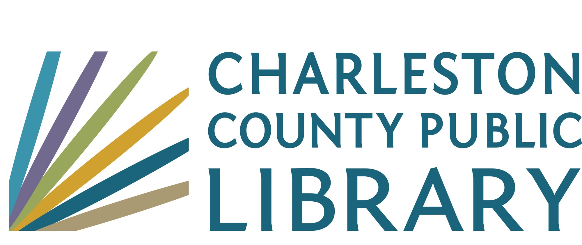Charleston County Public Library logo