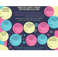 Image of the reading challenge form