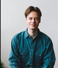 Portrait of Andrew Moir