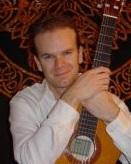head shot of musician Chris Waltz