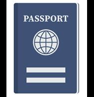 icon of passport