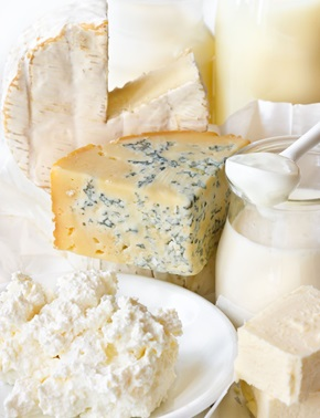 photo of cheese and other dairy products