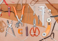 photo of a variety of tools