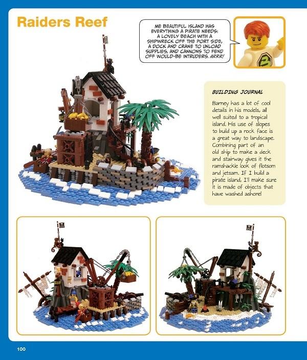 LibraryAware Lego Books
