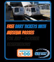 Free BART Tickets