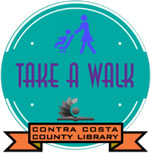 Take a walk badge