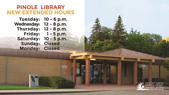 Pinole Library