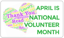 Volunteer Month