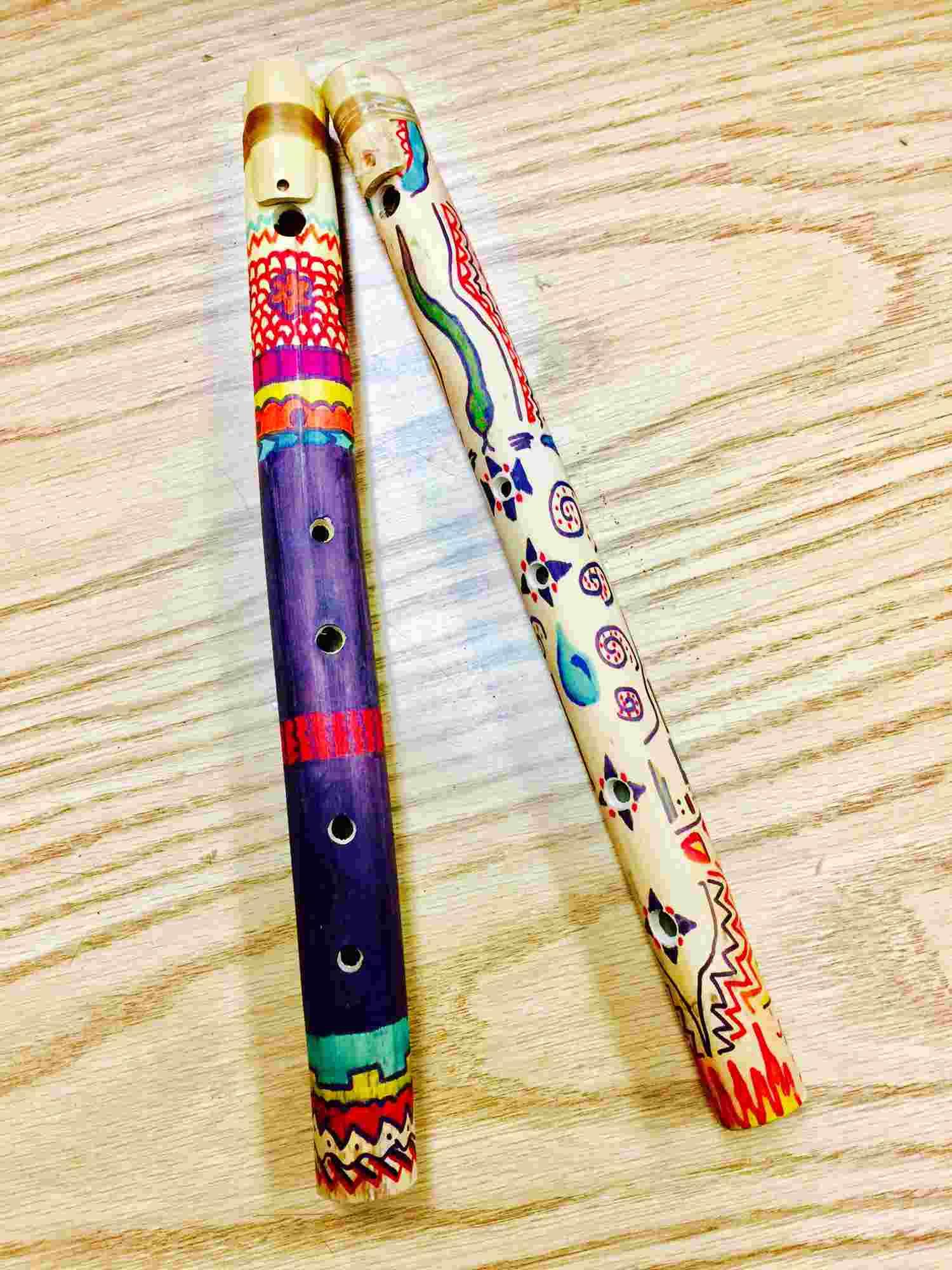 Aztec Flute