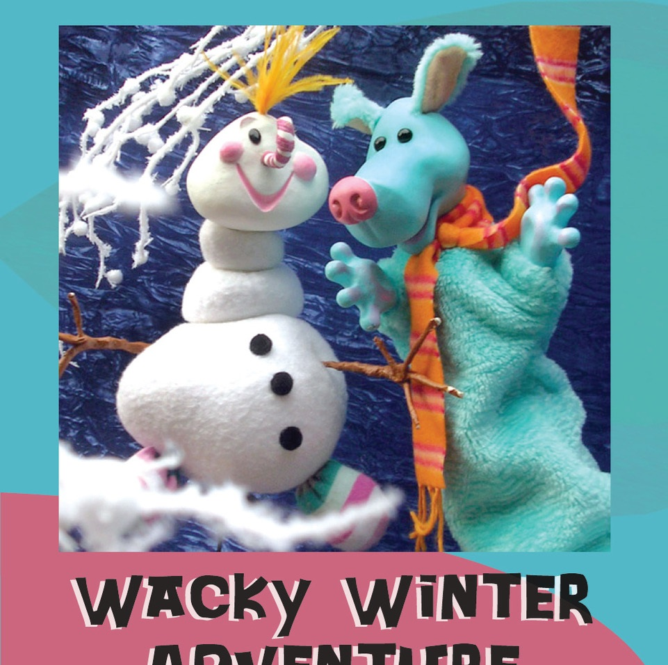 Wacky Winter Adventure Puppets