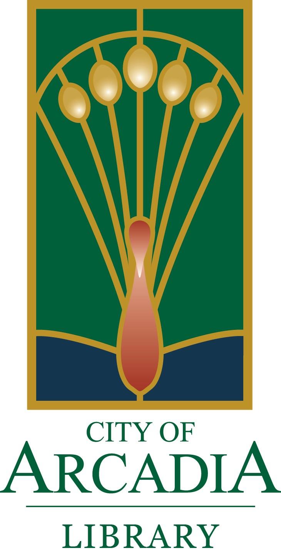 Arcadia Library Logo