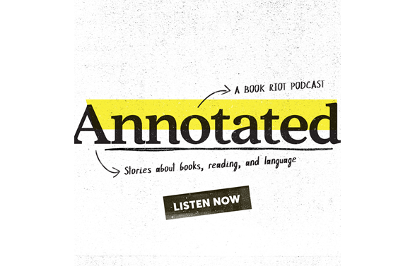 'Annotated' podcast logo