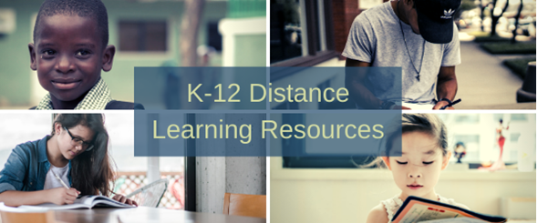 K-12 Distance Learning Resources