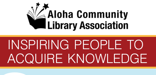 WCCLS welcomes Aloha Community Library