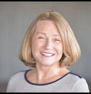 Portrait of Pam Treece.