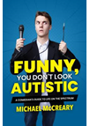Funny You Don't Look Autistic Book Cover