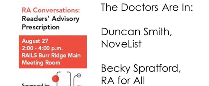 Readers' Advisory Prescriptions