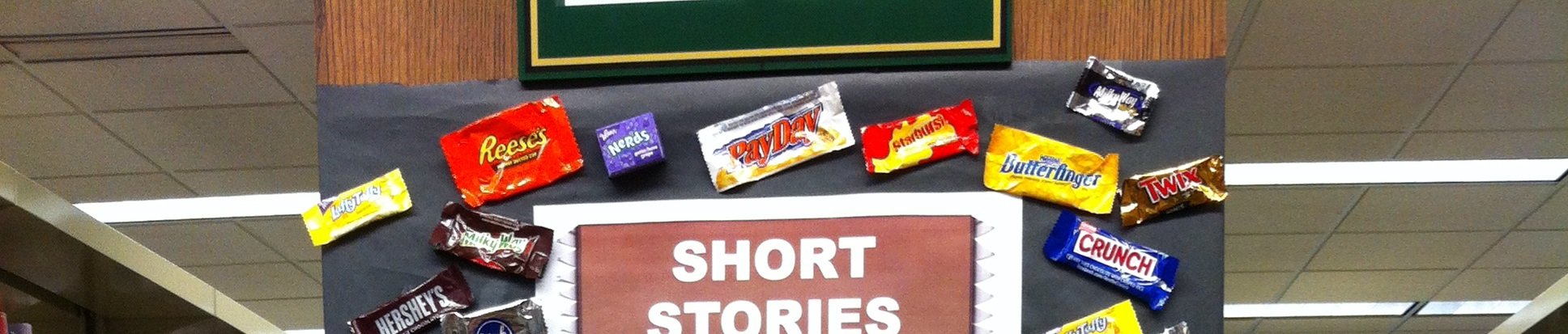 Short Stories, the Snack Size Novel