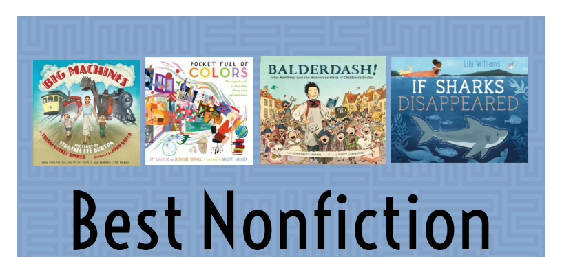 best nonfiction of 2017 for younger kids