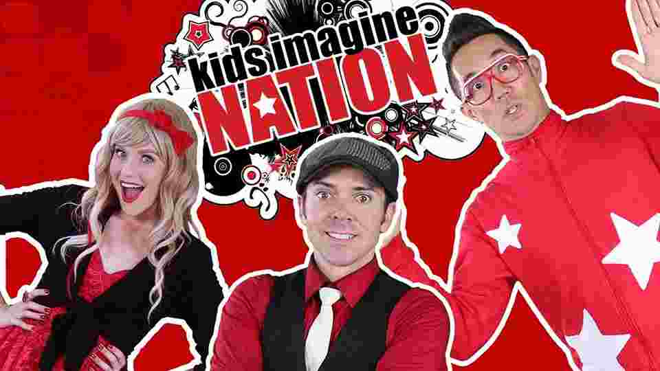 Kids Imagine Nation: Live Show