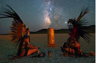 Huecha Omeyocan Aztec Dance