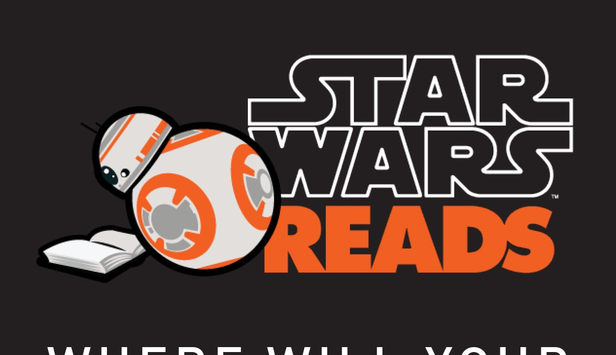 Star Wars Read Day Logo