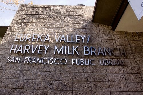 Eureka Valley/Harvey Milk Memorial Library