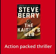 Book cover: The Kaiser's Web