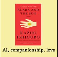 Book cover: Klara and the Sun
