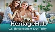 Heritage Hub database logo