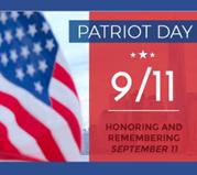 Patriot Day 2021 program logo