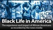 Black Life in America database logo