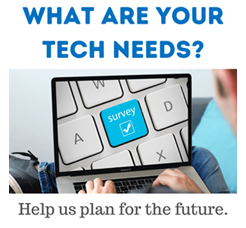 Technology survey logo