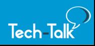 Tech Talk logo with link