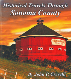 Book Historical Travels through Sonoma County