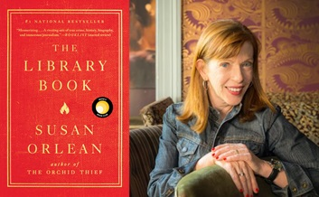 Susan Orlean and the Library Book