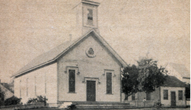 Petaluma's First Congregational Church