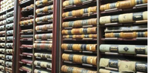 Ledgers from the Sonoma County Archives