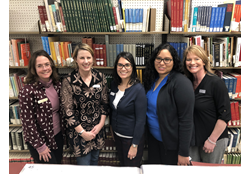 Staff members Sonoma County History & Genealogy Library