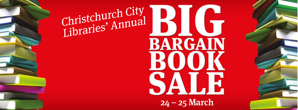 47d6b3f8428da Bag a bargain at our annual book sale. It s on at the Pioneer Recreation  and Sport Centre