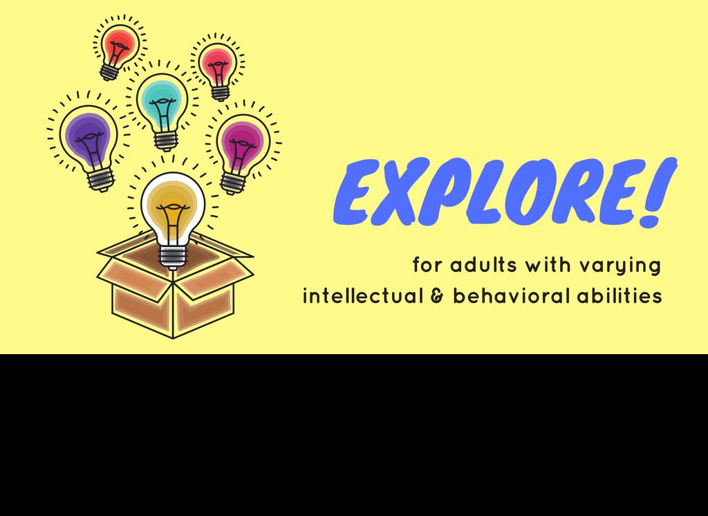 explore graphic
