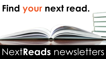 NextReads newsletter signup
