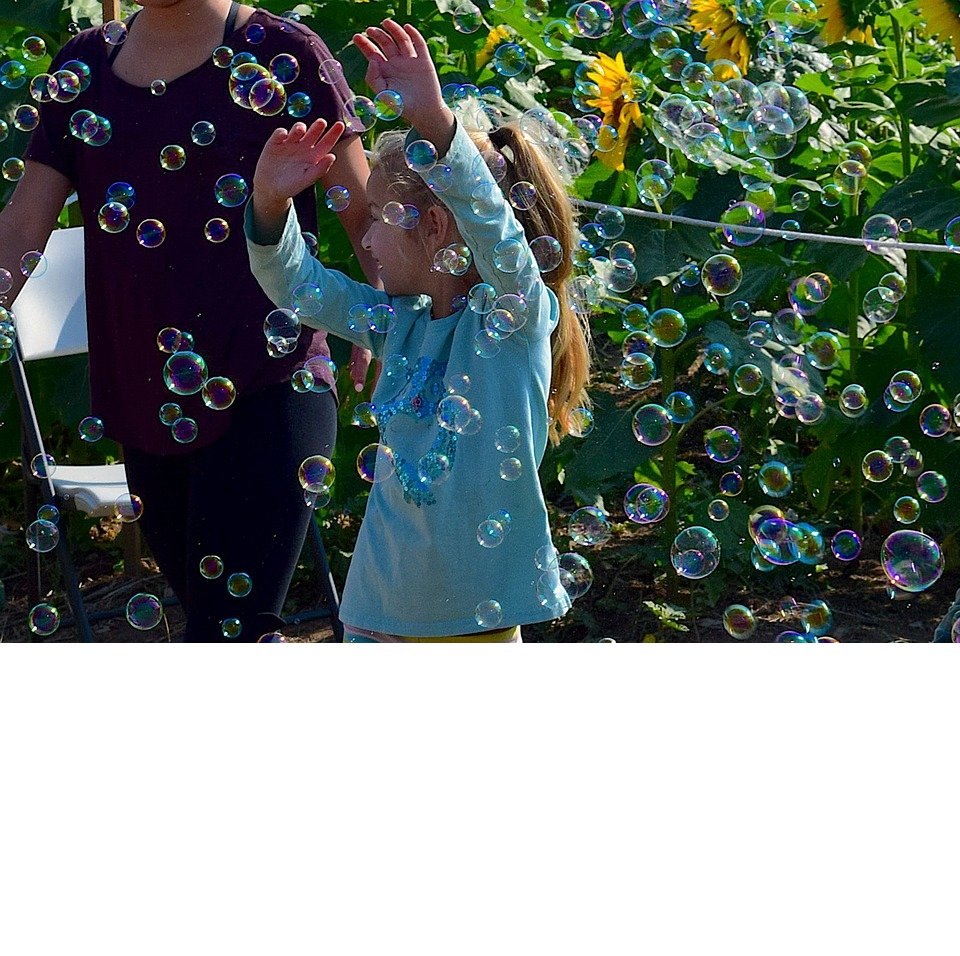 The Fun and Science of Bubbles