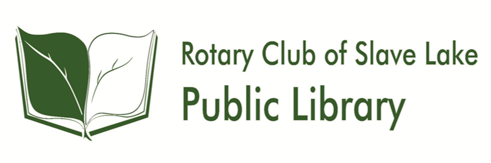 Rotary Club of Slave Lake Public Library