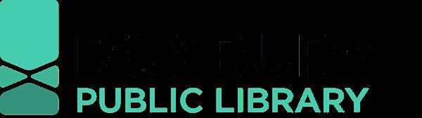 Roxbury Public Library logo