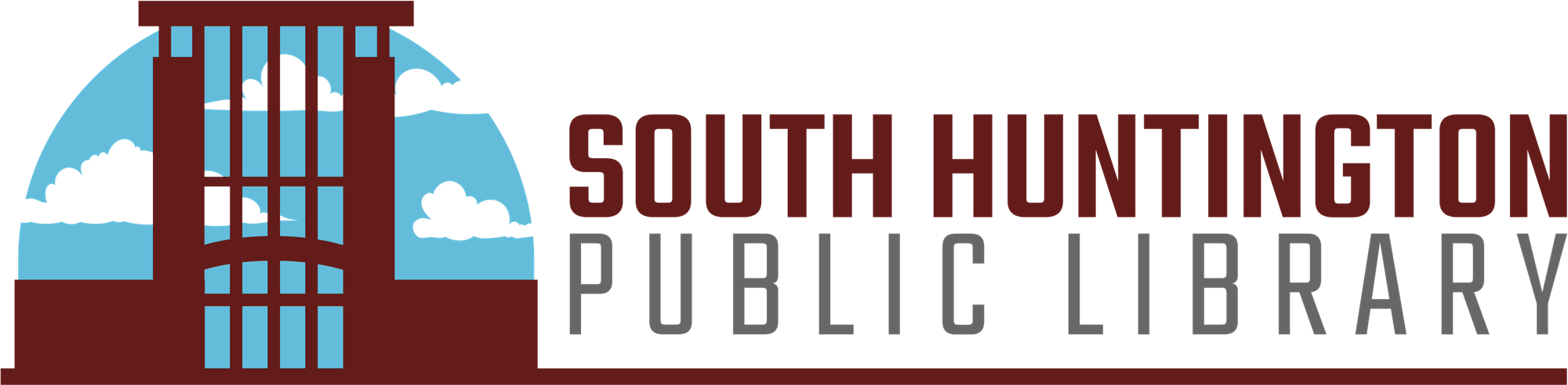 South Huntington Public Library logo