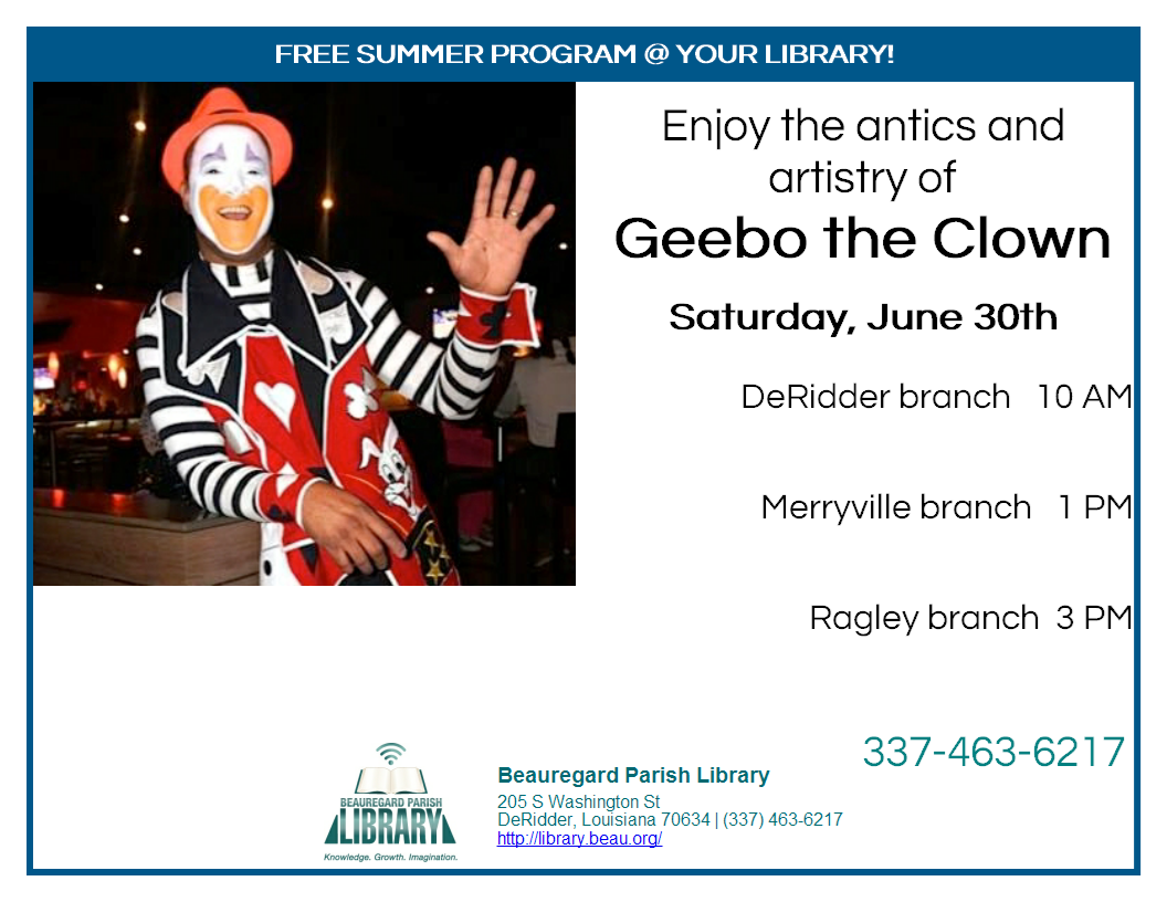 Geebo the Clown