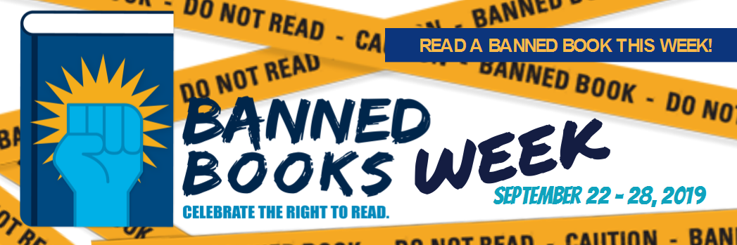Banned Book Week starts September 22